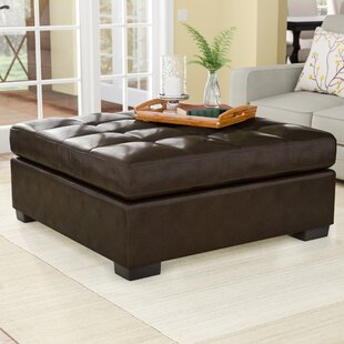 Weymouth Cocktail Ottoman by Darby Home Co