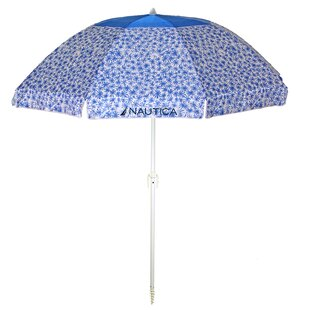 7' Beach Umbrella by Naut..