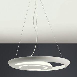 Burkhardt 1-Light Novelty Pendant by Orren Ellis