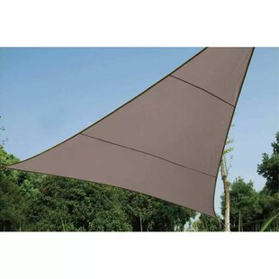 Grande 5m Triangle Shade Sail By Sol 72 Outdoor