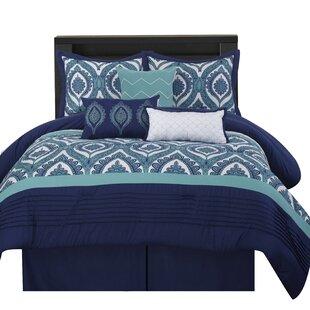 Odessa 7 Piece Comforter Set
