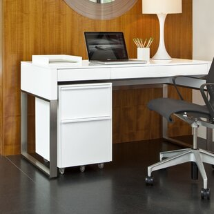 Cascadia 2 Drawer Computer Desk by BDI