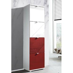Colorado 16 Pair Shoe Storage Cabinet By Ebern Designs