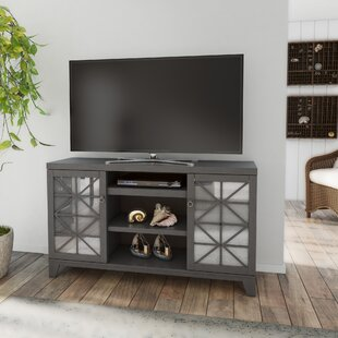 Lodge TV Stand for TVs up to 65 by House of Hampton