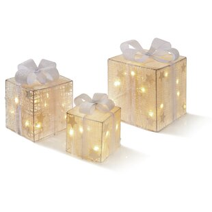 75 White LED Parcels Luminary And Pathway Lights By The Seasonal Aisle