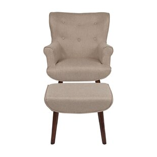 Mize Wingback Chair ByEbern Designs