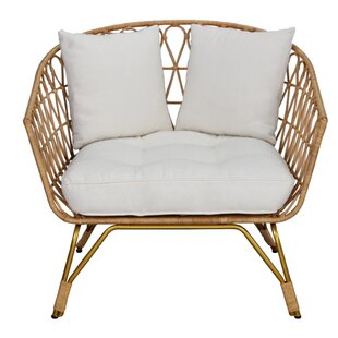 Waville Tub Chair By Bay Isle Home