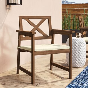 Arianna Patio Chair with Cushion