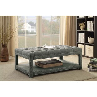 Best Price Ewald Upholstered Bench By Darby Home Co