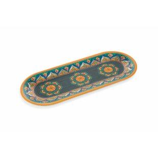 Sicily Melamine Side Plate (Set Of 6) By Villa D'Este Home