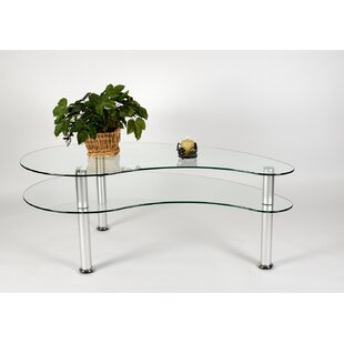 Tier One Designs 2-Tier Coffee Table