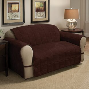 Red Barrel Studio Duvig Box Cushion Sofa Slipcover