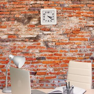 Brick Wall Mural