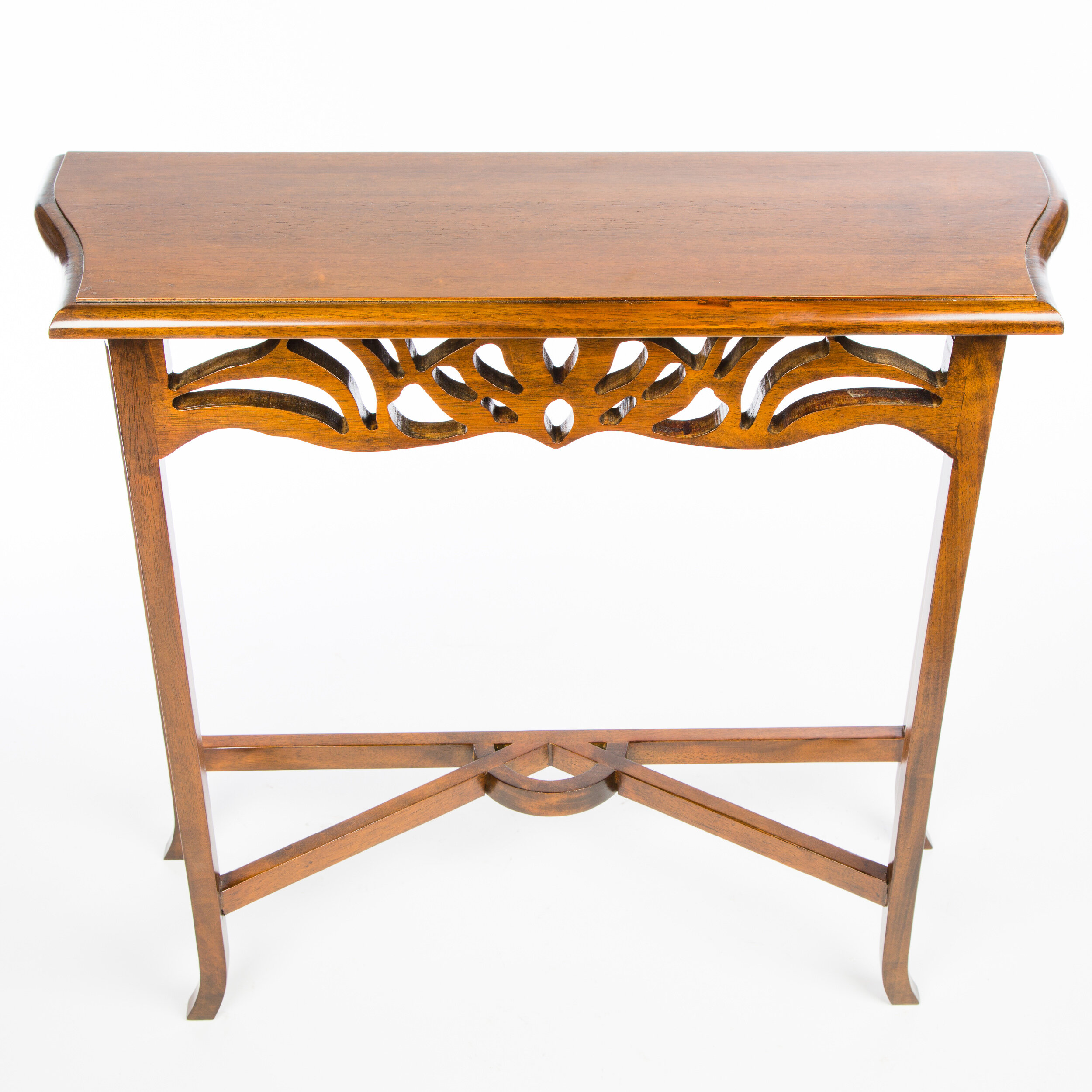 - Natur Pur Accent Console Table Wayfair.co.uk