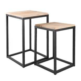Humboldt 2 Piece Nest Of Tables By Symple Stuff