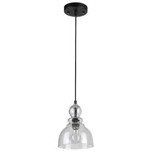 Beldi Tacoma 1-Light Bell Pendant