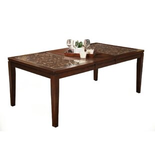 Goldsberry Wooden Dining Table by Fleur De Lis Living