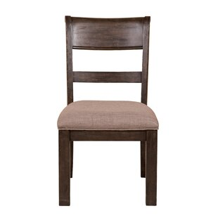 Albro Upholstered Dining Chair by Canora Grey Spacial Price