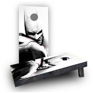 Custom Cornhole Boards Batman (Set of 2)