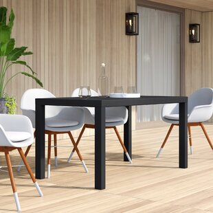 Melissus Plastic/Resin Dining Table