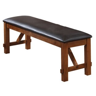 Charlton Home Isabelle Upholstered Bench