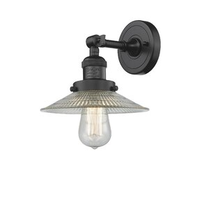 Compare & Buy Briar 1-Light Armed Sconce By Longshore Tides