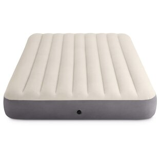 Intex Airbed Deluxe Single High 64709 By Symple Stuff