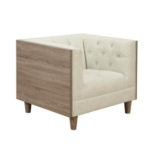Best Reviews Gilley Armchair by Ivy Bronx