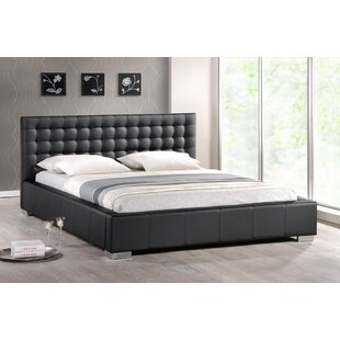 Reeves Upholstered Platform Bed by Orren Ellis Coupon