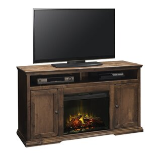 Normandy Lane TV Stand for TVs up to 58 with Fireplace