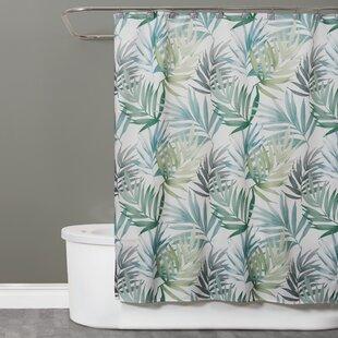Pittman Fabric Single Shower Curtain
