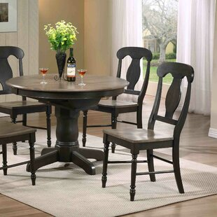 Napoleon Solid Wood Dining Chair (Set of 2)
