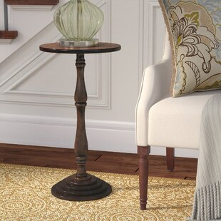 Corsica End Table by Charlton Home