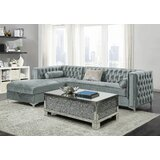 Ashwell 107 Left Hand Facing Sectional By Everly Quinn Cbvnhgytuqw