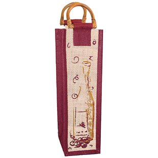 Cane Single Bottle Carrier