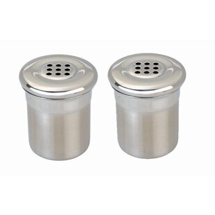 Geminis Coarse Spice Jars (Set of 2)