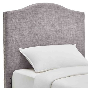 Winstead Upholstered Panel Headboard by Three Posts