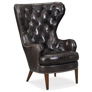 Souvereign Wingback Chair by Hooker Furniture