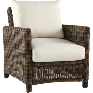 Spurrier Del Ray Deep Seating Chair with Cushion