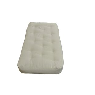 Reviews 8 Cotton Chair Size Futon Mattress by Gold Bond Reviews (2019) & Buyer's Guide