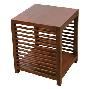 Bargain Darcy End Table by NES Furniture