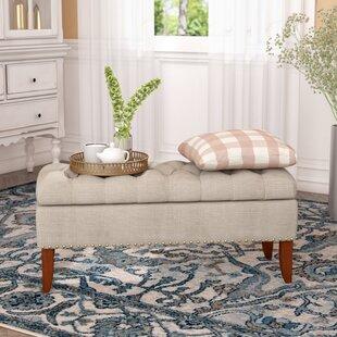 Surprising Mortensen Upholstered Flip Top Storage Bench Inzonedesignstudio Interior Chair Design Inzonedesignstudiocom
