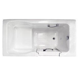Finestra 60 x 30 Skirted Soaking Bathtub ByJacuzzi®