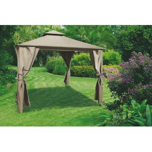 Nadir 8m X 8m Metal Pop Up Gazebo By Sol 72 Outdoor