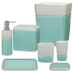 Three Posts Bettis 7 Piece Bathroom Accessory Set