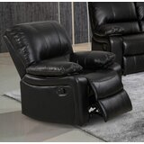 Barrentine Manual Recliner by Winston Porter