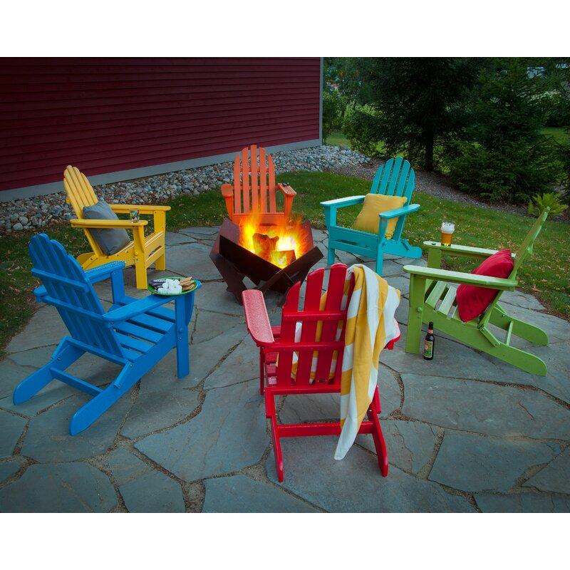 Clic Folding Adirondack Chair