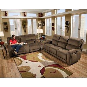 Fandango Configurable Living Room Set  sc 1 st  Wayfair & Reclining Living Room Sets Youu0027ll Love islam-shia.org