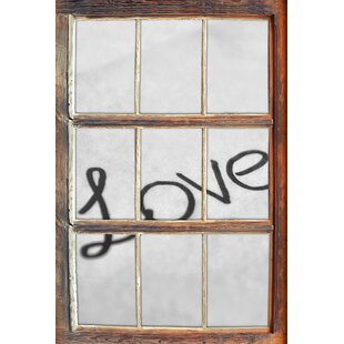 Love Message Wall Sticker By East Urban Home