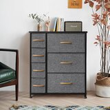 Tian Sturdy 7 Drawer Chest by Latitude Run®